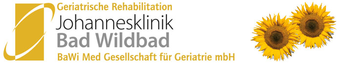 Geriatrische Rehabiltation - Johannesklinik Bad Wildbad