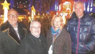 Interview mit Manfred Preuss über die Organisation des Winterzaubers 2017