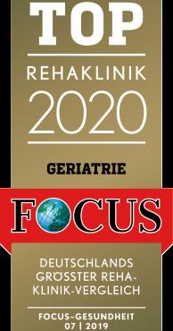 61FCG_TOP_Rehaklinik_2020_ Geriatrie